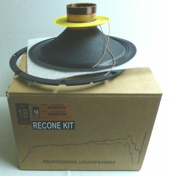 SPEAKER RECONE KIT 18SOUND R10MB600 FOR 10MB600