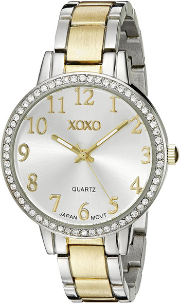 Watch Women XOXO XO5847 Analog Display Quartz Two Tone