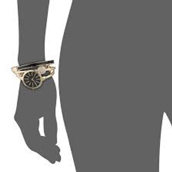 Watch Set Women Anne Klein AK/1470 Swarovski Crystal Bracelet