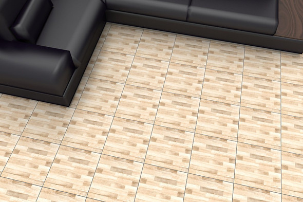 TILE CERAMIC 17X17 MADERATO BG HD 43X43
