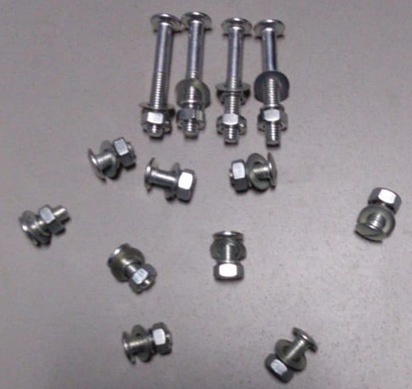 WHEEL BARROW BOLT (SCREW) KIT REPLACEMENT
