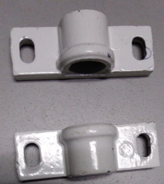 WHEEL BARROW WHEEL HOLDER REPLACEMENT BRACKET PAIR