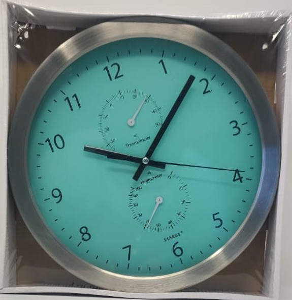 CLOCK WALL SANKEY WC-105T