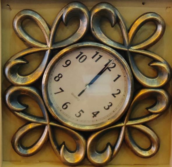 CLOCK WALL 51776