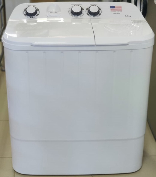 WASHING MACHINE EMERALD XP60 6KG TWIN TUB