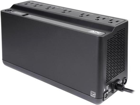 COMPUTER UPS APC BE-600M1 600VA BLACK