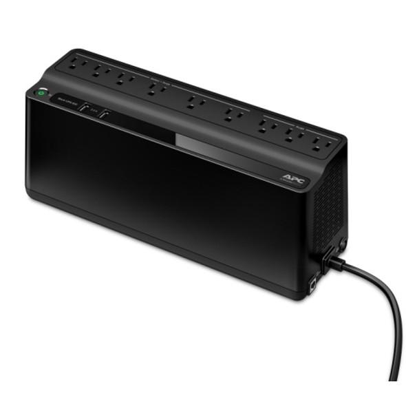 COMPUTER UPS APC BE-850M2-LM 850VA BLACK