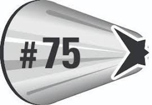 BAKING WILTON TIP #75 402-75 LARGE