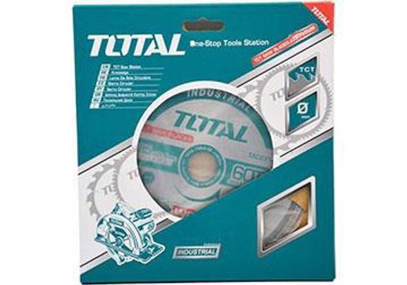 """BLADE CIRCLE 7 1/4"""" TOTAL TAC231413 60T"""