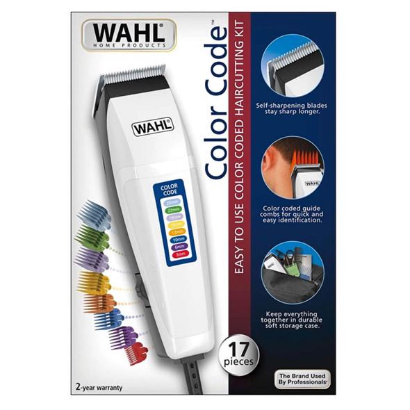 HAIR CUTTING KIT WAHL 17PCS 09155-2708