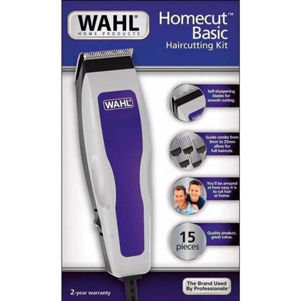 HAIR CUTTING KIT WAHL 15PCS 09314-2808