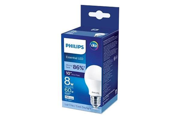 BULB LED PHILIPS 8W 6500K 110V 9290018070