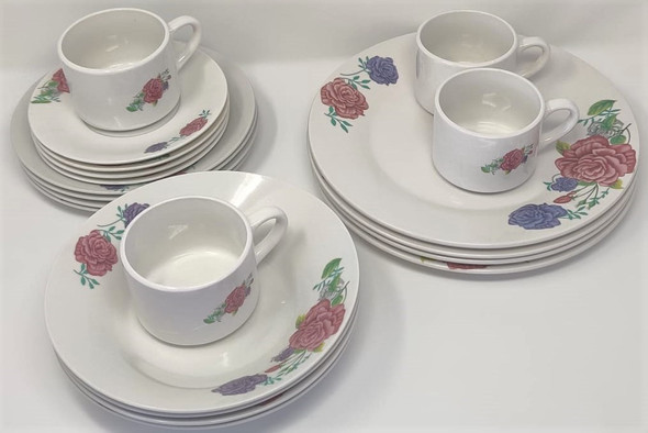 DINNER SET 20PCS LOTUS