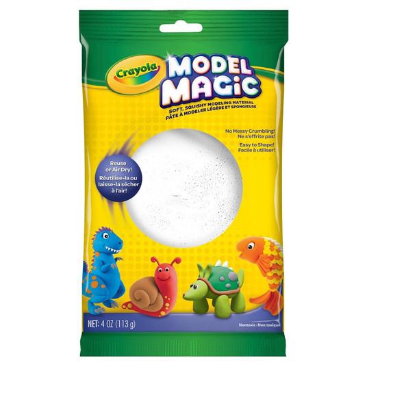 MODEL MAGIC CRAYOLA 4oz 113G 57-4401 WHITE