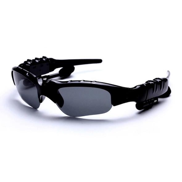 SUNGLASSES WITH BLUETOOTH HEADSET WITH CASE
