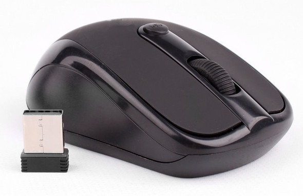 COMPUTER MOUSE WIRELESS 2.4GHZ ION HIGH SENSITIVITY