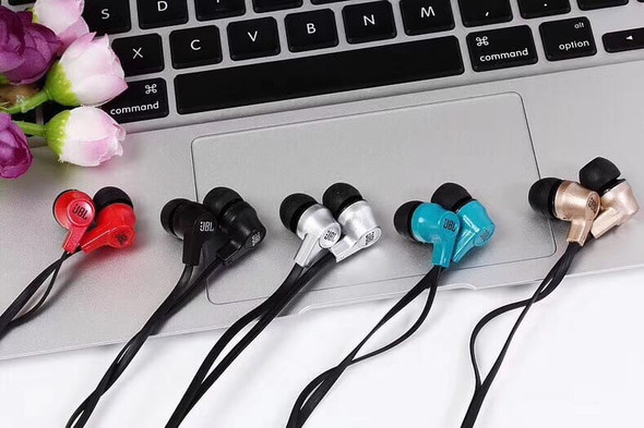 EARPHONES WITH MIC J-354 IN-EAR