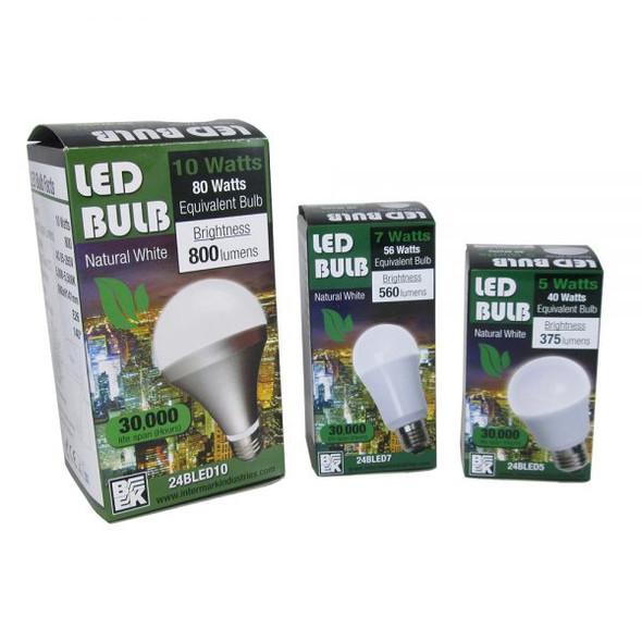 BULB SCREW LED BLASTKING 10W I24 BLED10