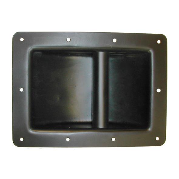 "SPEAKER BOX HANDLE METAL I42-BH8500M 8.7"" X 6.3"" BLASTKING"