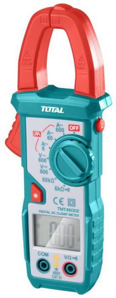 MULTIMETER TOTAL TMT46002 CLAMP