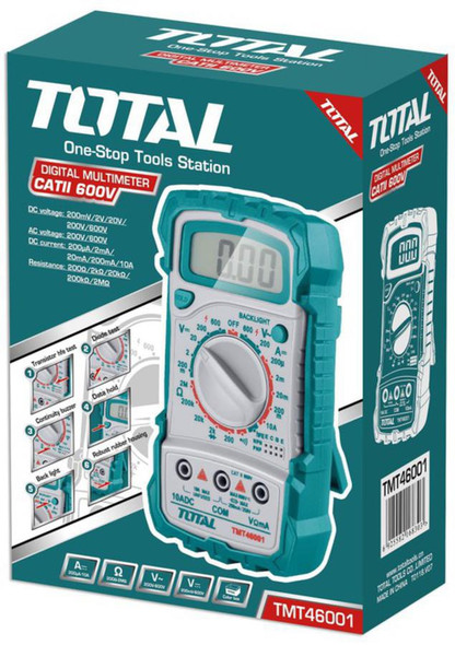 MULTIMETER TOTAL TMT46001