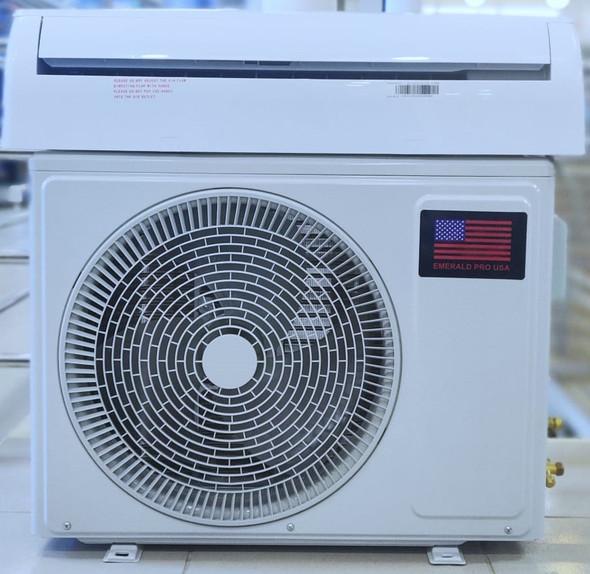 AIR CONDITIONER EMERALD 12000BTU REGULAR 110V SPLIT KAC-12GCA(E1/6)-P100