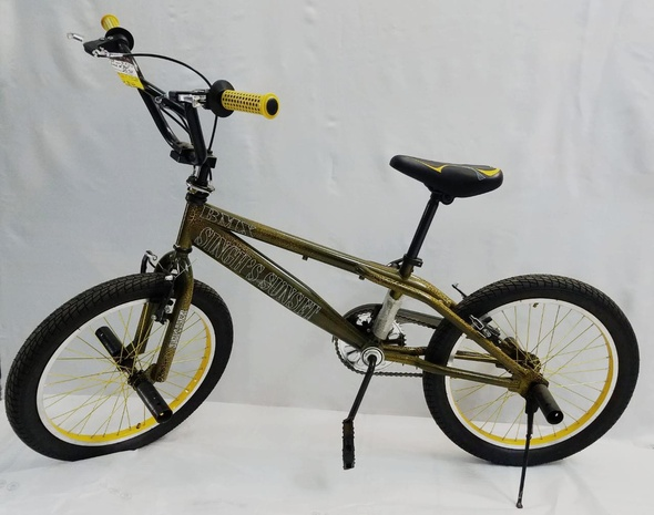 "BICYCLE 20"" STUNT SINGH'S SS-FREESTYLE-PP BMX"