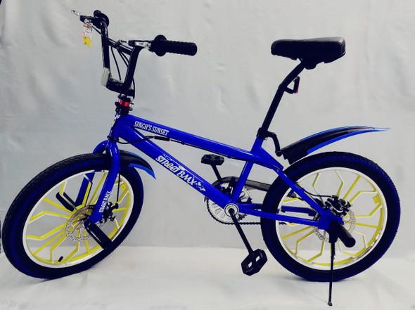 "BICYCLE 20"" SINGH DISC BRAKES MAG WHEEL STUNT SSFREESTYLE-BMX"