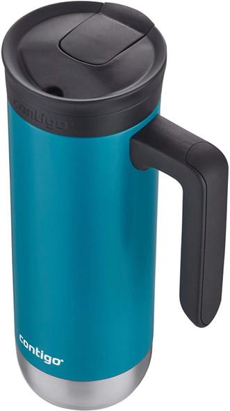 Travel Mug Contigo Snapseal Insulated, 20 oz, Juniper