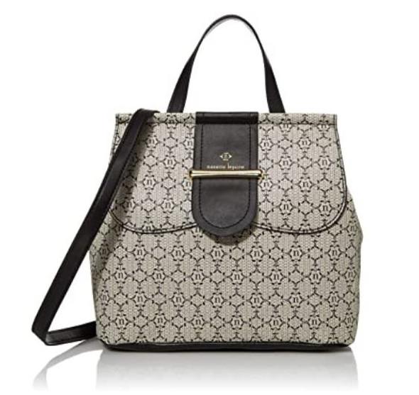 Bag Nanette Lepore Women's Backpack Logo Mini 28716110 Black/White