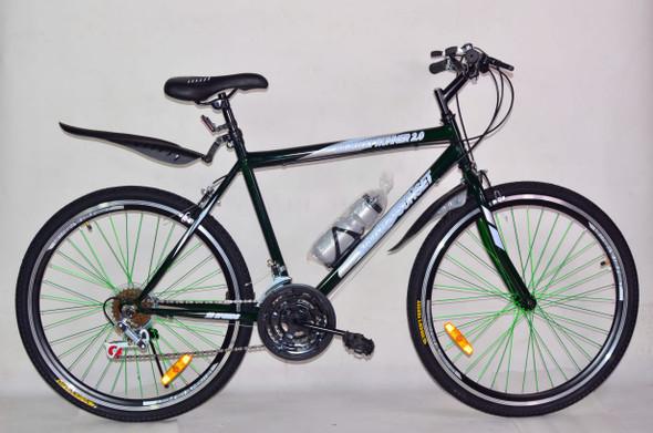 "BICYCLE 26"" GENTS SINGH S/S ECO BLADE RIM"