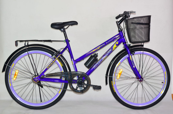 """BICYCLE 26"""" LADY SINGH'S SS-2601 ALLOY"""