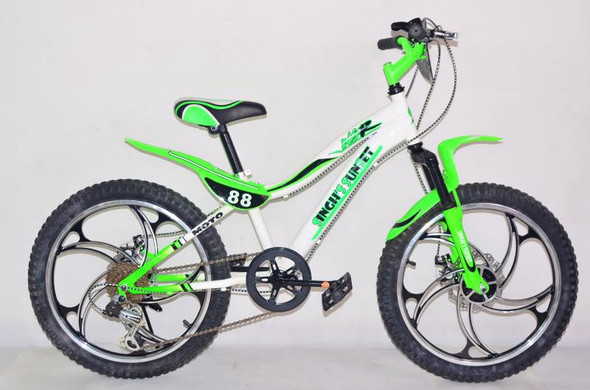 """BICYCLE 20"""" SINGH NSR MOTO STYLE GEAR SS2088"""