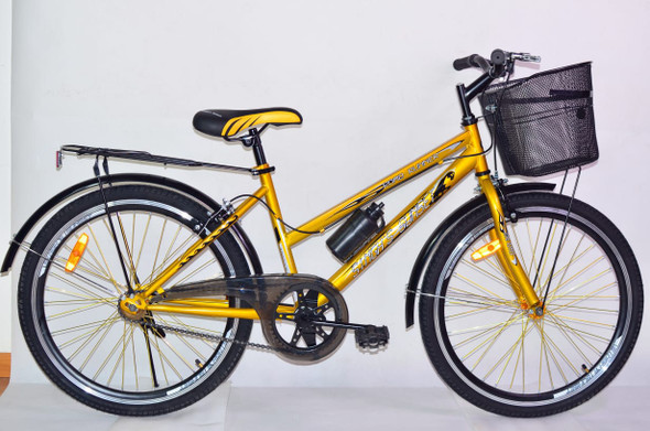 """BICYCLE 24"""" LADY SINGH'S 2401SG ALLOY"""