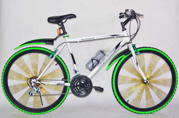"""BICYCLE 26"""" SINGH S/S GENTS 140 SPOOKES SS2602 18S"""