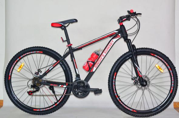 """BICYCLE 29"""" GENTS SINGH TRIAL SS2910 STEEL MTB"""