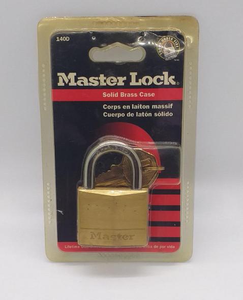 PADLOCK 40MM 140D 1PC MASTERLOCK