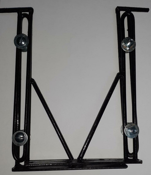 """SINK BRACKET SMALL 1/4"""" ROD THICK PAIR"""