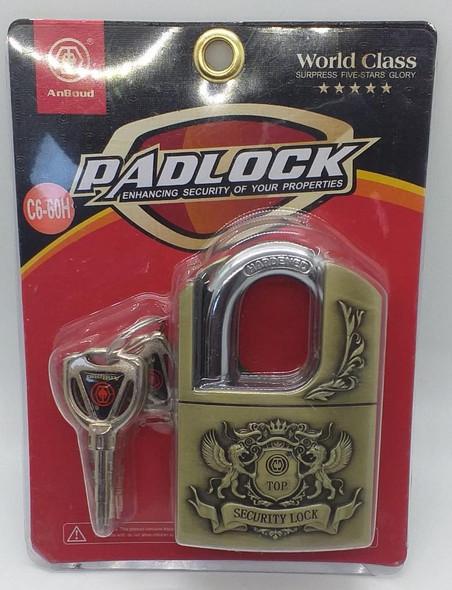 PADLOCK WORLD CLASS 60MM #C6-60H ANBOUD