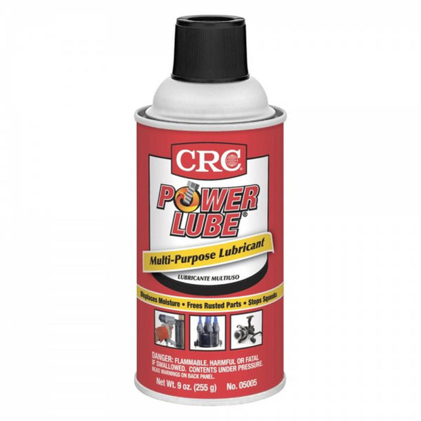 CRC SPRAY POWER LUBE 9 OZ #05005