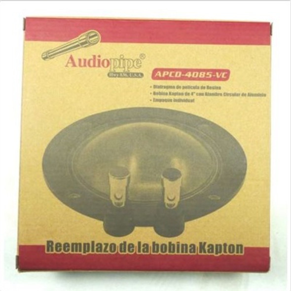 HORN DRIVER COIL AUDIO PIPE APCD-4085-VC