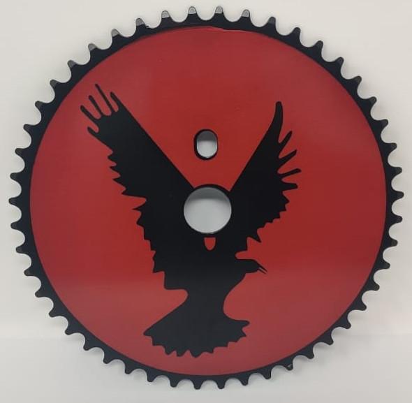 BICYCLE GEAR WHEEL SINGLE 48T