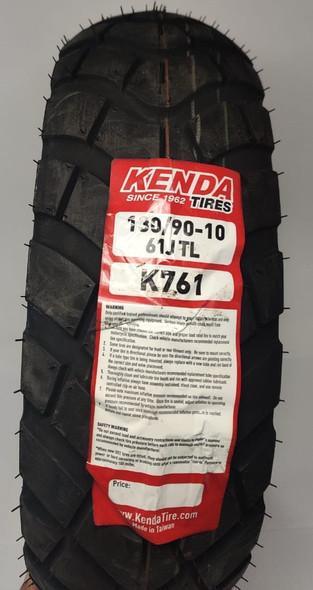 M/CYCLE TYRES 130/90-10 61JTL KENDA K761