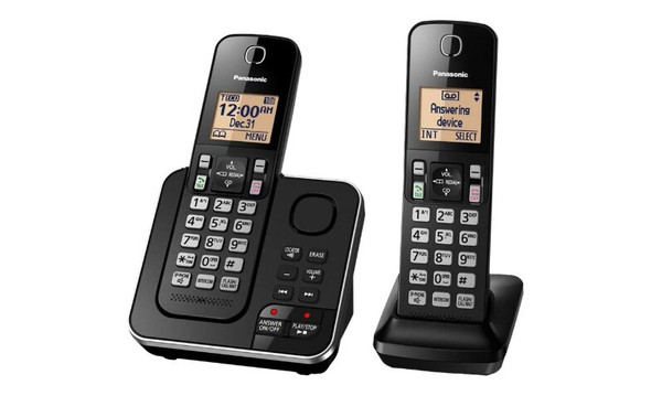 TELEPHONE CORDLESS PANASONIC KX-TGC362