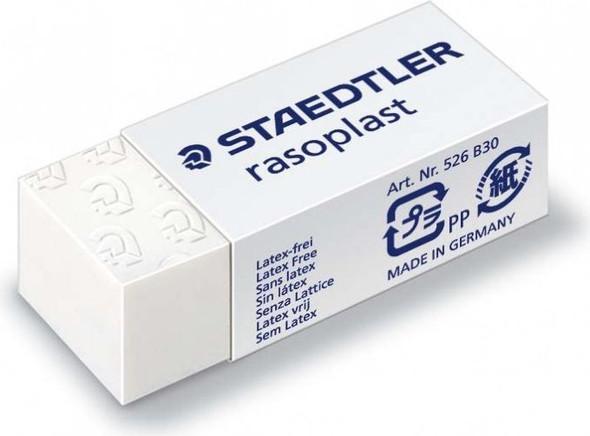 STATIONERY Eraser Staedtler Rasoplast 526 B30 Med