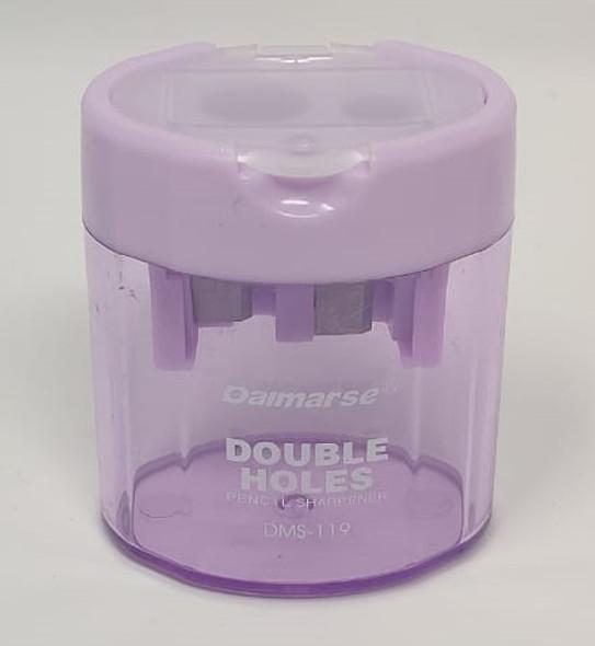 STATIONERY Sharpener Daimarse DMS-119 Double Holes