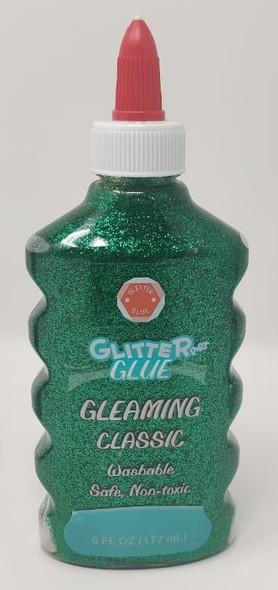 GLUE GLITTER ART GLEAMING CLASSIC WASHABLE 177ML 6 FL OZ
