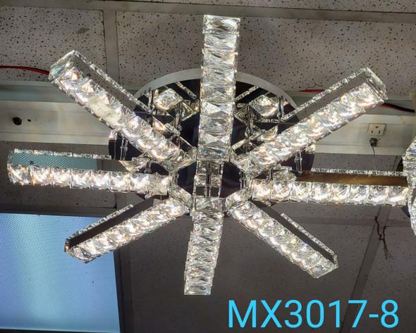CHANDELIER LED MX3017-8