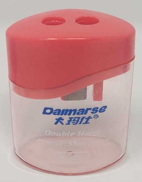 STATIONERY Sharpener Daimarse DMS-067 Double Holes