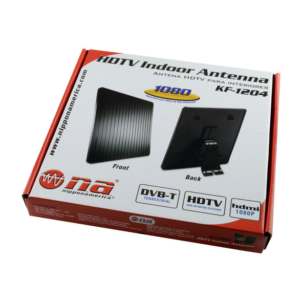 ANTENNA INDOOR NIPPON AMERICA KF-1204 HDTV